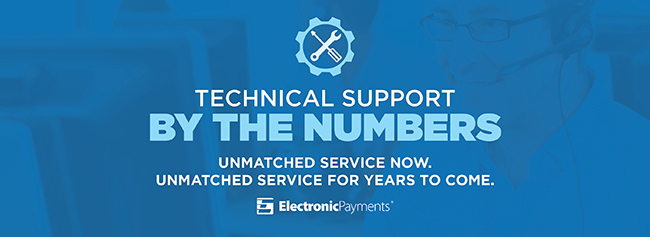 Our Technical Support Numbers Keep Getting Better