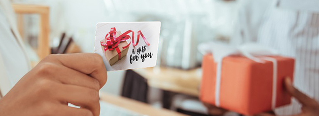 How to Market Your Business's Gift Cards to Increase Sales
